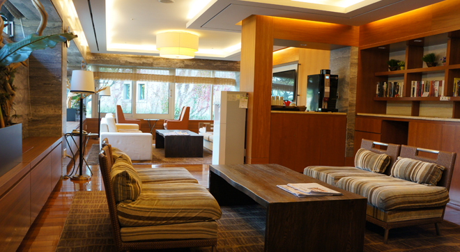 High class lounge for members to gather and comfort relaxing③
