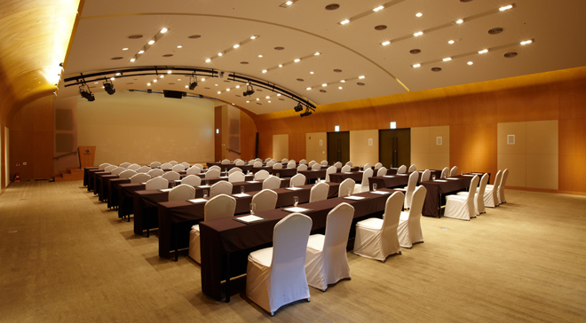 Convention Hall of Konjiam Resort for the sophisticated seminar①
