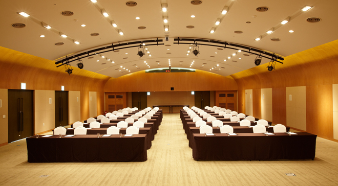 Convention Hall of Konjiam Resort for the sophisticated seminar②