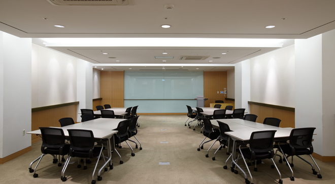 Middle Conference Room of Konjiam Resort for the sophisticated seminar②