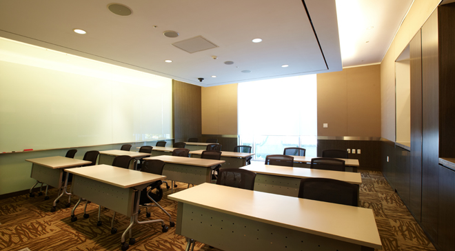 Small Conference Room of Konjiam Resort for the sophisticated seminar①