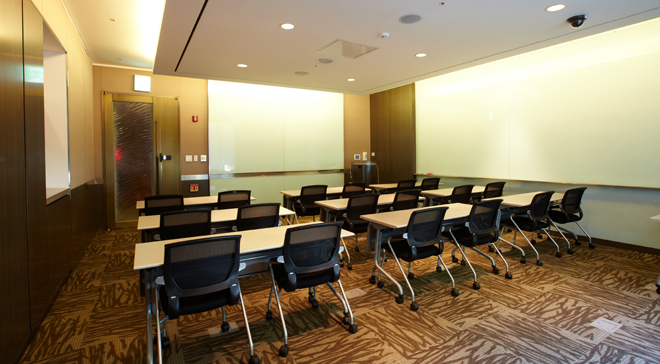 Small Conference Room of Konjiam Resort for the sophisticated seminar②